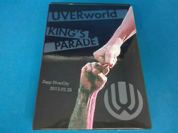 UVERworld KING'S PARADE Zepp DiverCity 2013.02.28(初回限定) ライブグッズの画像