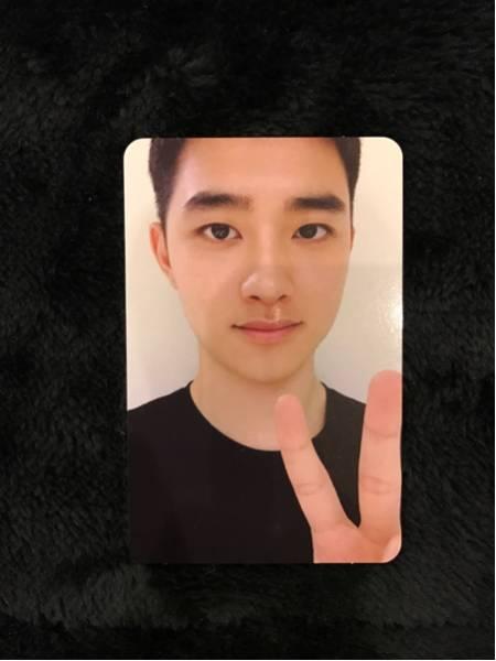EXO For Life トレカ ディオ ギョンス ピースver