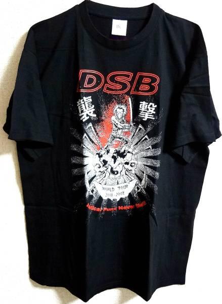 D.S.B. Tシャツ,Gauze,Lip Cream,Warhead,Discharge,DSB,Vespera,Death Side