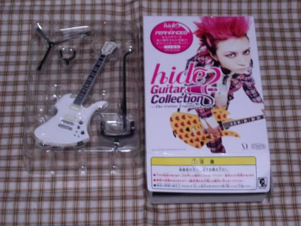 HIDE ギター コレクション・Burny MG-SW スノーホワイト・ヒデ♪