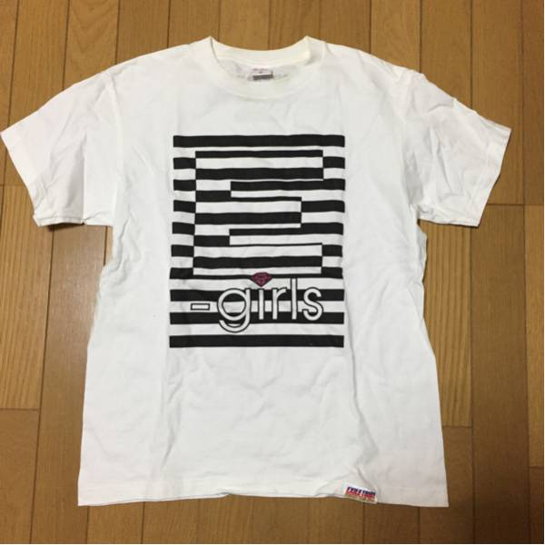 E-girls Tシャツ LIVE TOUR 2014 COLORFUL LAND