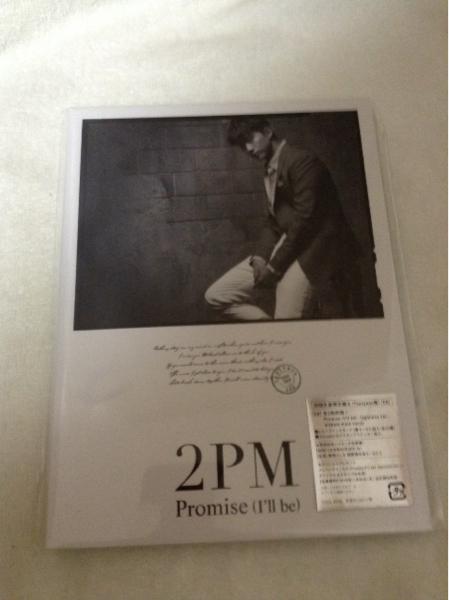 2PM Promise 初回生産限定盤 テギョン Taecyeon CD 送180円