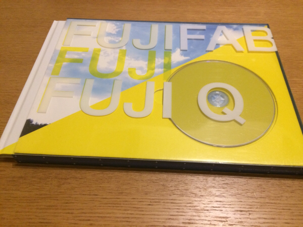 フジファブリック Presents フジフジ富士Q 3DVD 限定盤 送料無 ライブグッズの画像