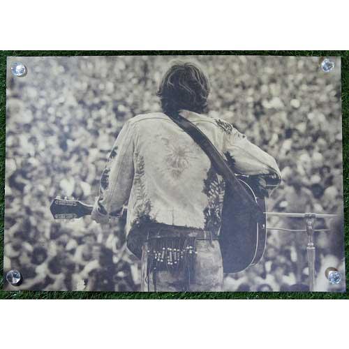 ★新品★【ポスター】ジョン・セバスチャン Woodstock'69