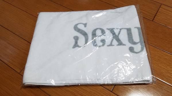 ♪Sexy Zone セクシーゾーン マフラータオル ホワイト 白♪
