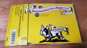 ♪KEMURI ケムリ【Demonstration for a Happy Life】限定CD♪帯付き スカコア