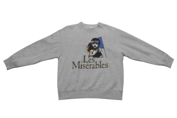 90's Les Miserables トレーナー レ・ミゼラブルTシャツ/劇団四季 SUPREME