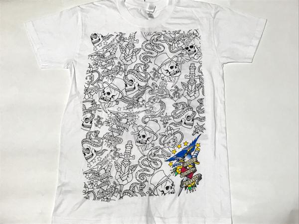 新品 2010 レディング・フェスティバル Tシャツ S ガンズ GUNS N' ROSES The Libertines Blink-182 Arcade Fire ガンズ・アンド・ローゼズ