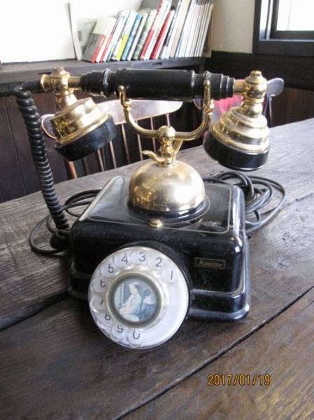 レトロ 電話機