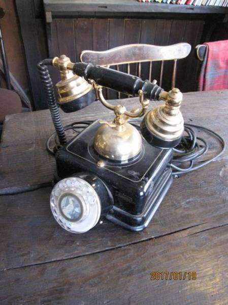 レトロ 電話機_画像2