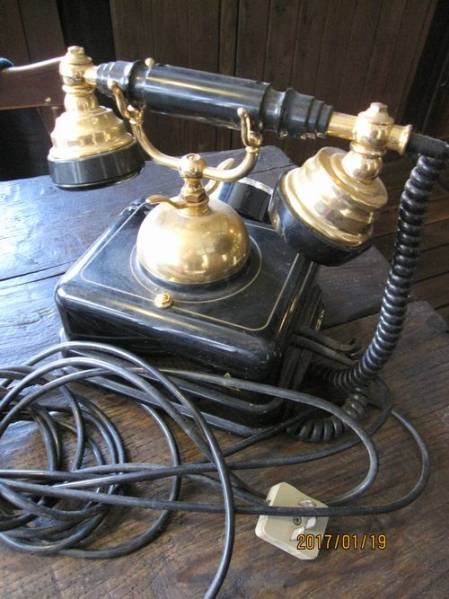 レトロ 電話機_画像3