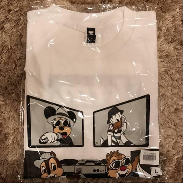 【貴重 Lサイズ】送料無料☆ケツメイシ 15周年ディズニーTシャツ