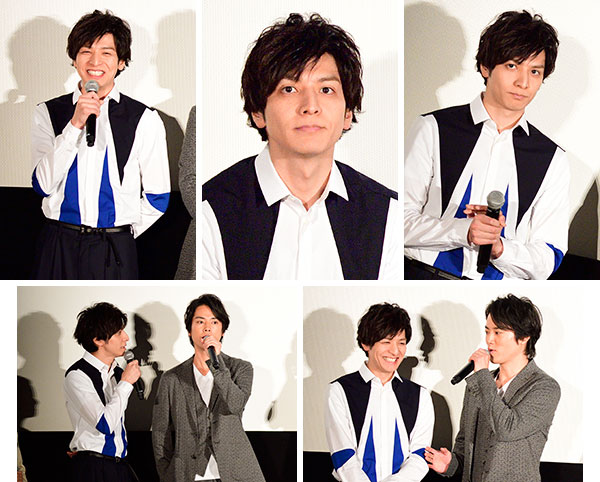生田斗真 彼らが本気で編むときは 完成披露試写会 生写真10枚