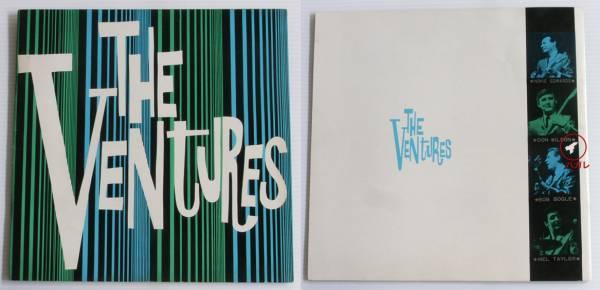 【 ザ・ベンチャーズ 】THE VENTURES 1966年 来日公演 パンフレット