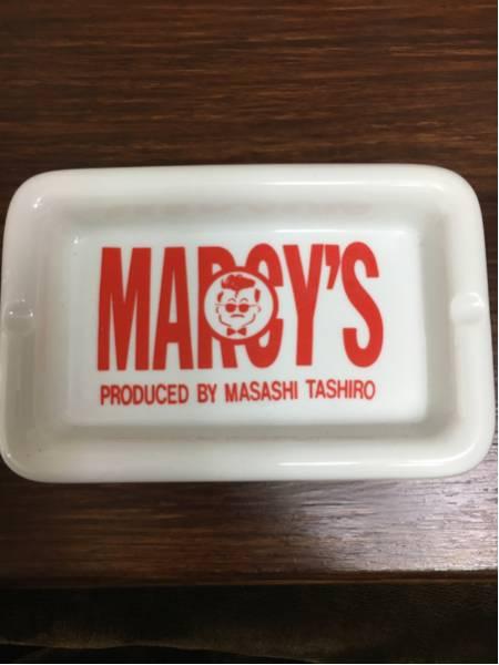 80年代!田代まさし絶版ブランドMARCY'S灰皿!世田谷ベース!