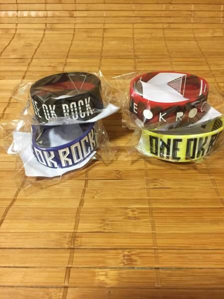 ONE OK ROCK ラバーバンド 2016 渚園 四種セット