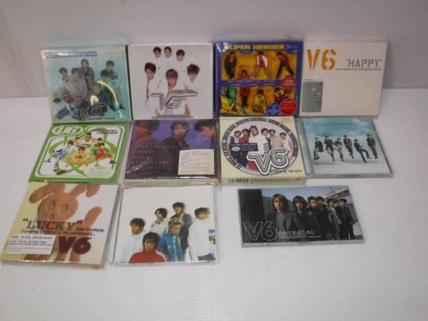 ☆V6 シングル・アルバム CD11枚セット☆
