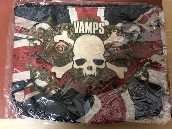 VAMPADDICT VAMPS HYDE ライブ グッズ ポーチ ハイド ラルク