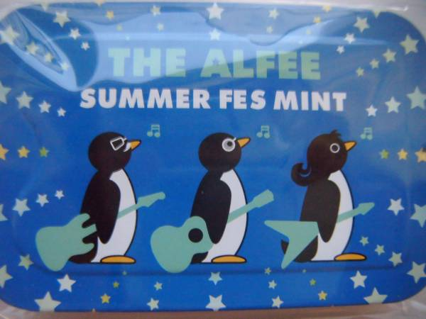 ★THE ALFEE 2016 夏フェス★SUMMER FES MINT