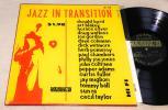 ●極美Mono完オリ冊子附属完品Jazz In Transition John Coltrane,Donald Byrd,Sun Ra,Cecil Taylor,Art Blakey,Horace Silver,Pepper Adams