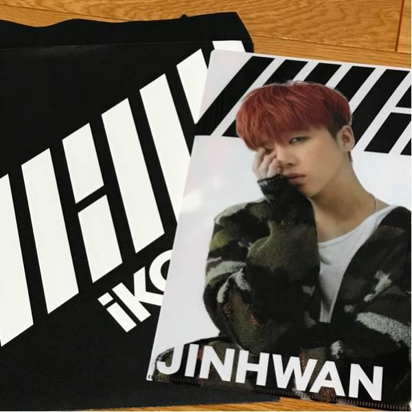 iKON クリアファイル ジナン JINHWAN ツアー公式グッズ