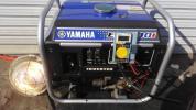 YAMAHA 発電機 EF2500i ヤマハ 中古 実働