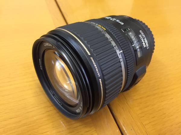 中古 CANON EF-S 17-85mm F4-5.6 IS USM レンズ