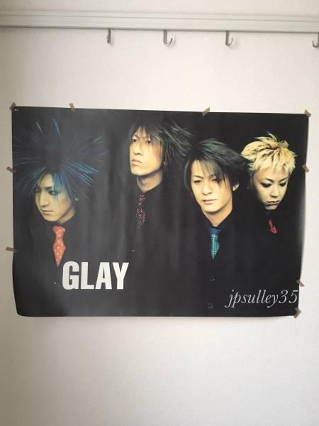 未使用GLAY☆ポスターカレンダー3枚セット☆HEAVY GAUGE、1998年カレンダーTERU TAKURO HISASHI JIRO