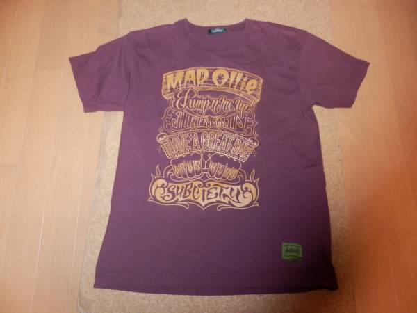 MAD Ollie subciety Tシャツ 10-FEET