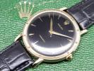 飾品, 鐘錶 - ☆ロレックス 18K プレシジョン 紳士用 手巻き時計 箱付き 17-203-1