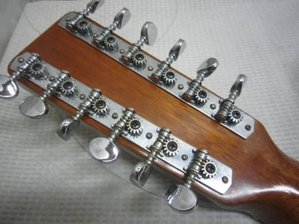 L041 中古良品 全音 roje ウエスタンギター 20-12 ハードケース付