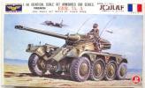 緑商会(ミドリ)1/40装甲車シリーズNo.4 フランス装甲車 パンハルド EBR.75.A ゼンマイ付!