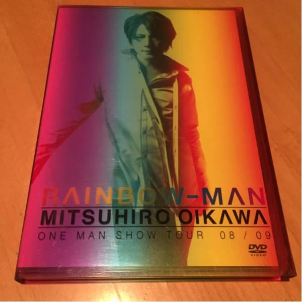 及川光博ワンマンショーツアーRAINBOW-MAN2008-09 DVD【送料込】 ライブグッズの画像