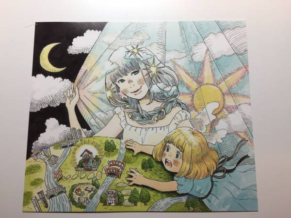 さよならバイスタンダー YUKI 封入特典 ポストカード 3月のライオン 羽海野チカ
