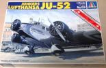 イタレリ 1/72 ユンカース Ju52 ルフトハンザ航空