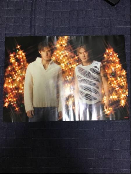 B'z ビーズ ポスター グッズ イナバサラス 稲葉浩志 ライブグッズの画像