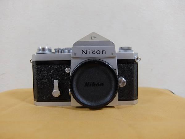 ニコンF Nikon F アイレベル 作動良好 プリズムOK