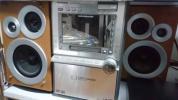 Panasonic5CDチェンジャーMDコンポSD