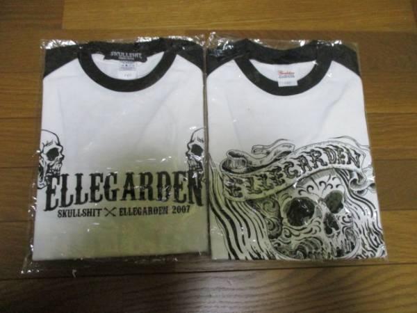 エルレガーデン Tシャツ2点セット SKULLSHITコラボ 未開封