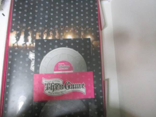 佐藤健 DVD The Game 限定BOX 三浦春馬 グッズの画像