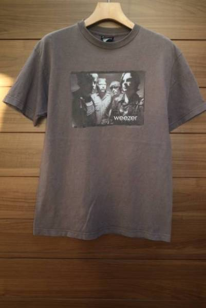 00S WEEZER バンドTシャツ ビンテージ ロック パワーポップ TEENAGE FANCLUB