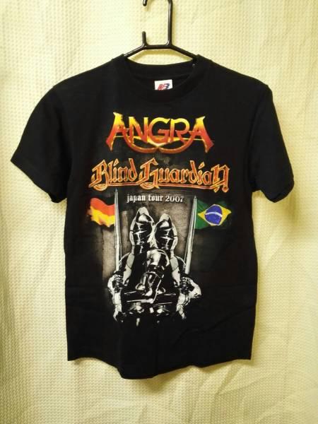 02バンドTシャツ アングラ&ブラインドガーディアンS