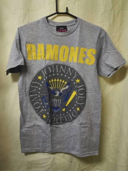 02バンドTシャツ ラモーンズM