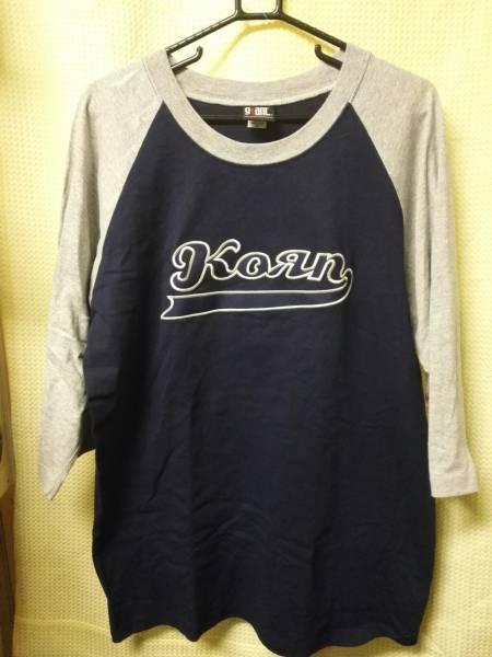 02 バンドTシャツ コーン XL