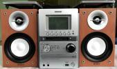 動作品 ソニー SONY システムコンポ HCD-M35WM CD MD カセット