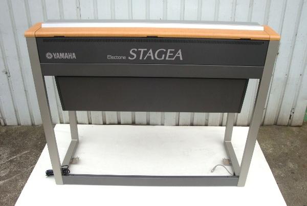 YAMAHA ヤマハ エレクトーン STAGEA ステージア typeU【ELS-01U】2010年製 イス・取扱説明書付_クリーニング済み