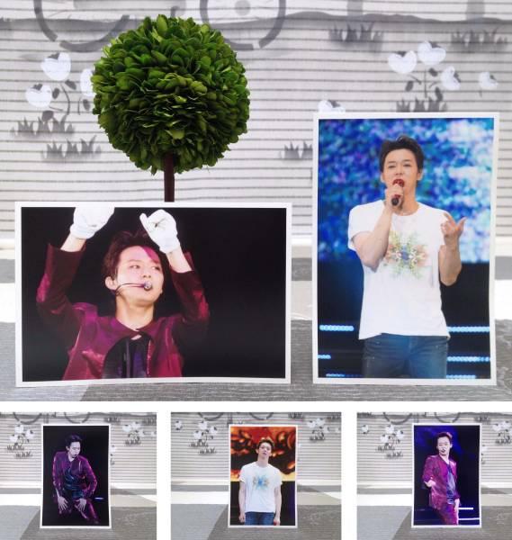 JYJ★ユチョン★2014 THE RETURN OF THE KING 北京 Concert★FC生写真15枚