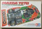 ◆タミヤ マツダ787B 1991ルマン優勝車 1/24◆
