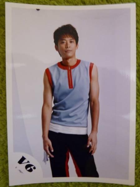 V6 坂本昌行 公式写真4枚