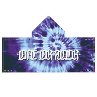 新品 ONE OK ROCK フード付きタオル ポンチョ ワンオクロック ambitionsツアーに